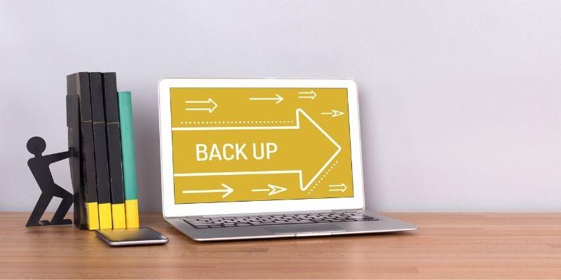 multi layered backup